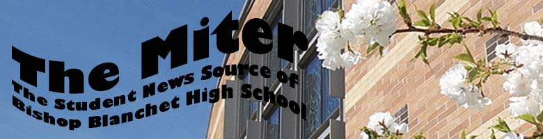 The student news site of Bishop Blanchet High School.