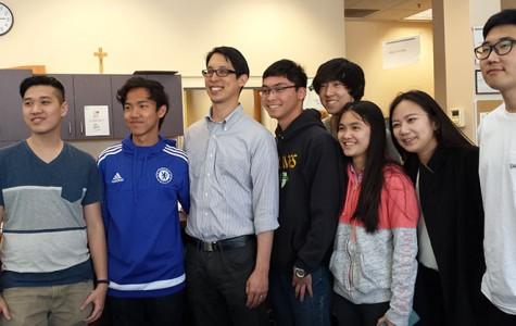 The Miter Talks to Gene Luen Yang