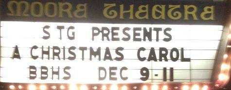 A Christmas Carol Takes Center Stage