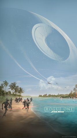"""""""Rogue One"""" Satisfies Expectations"""