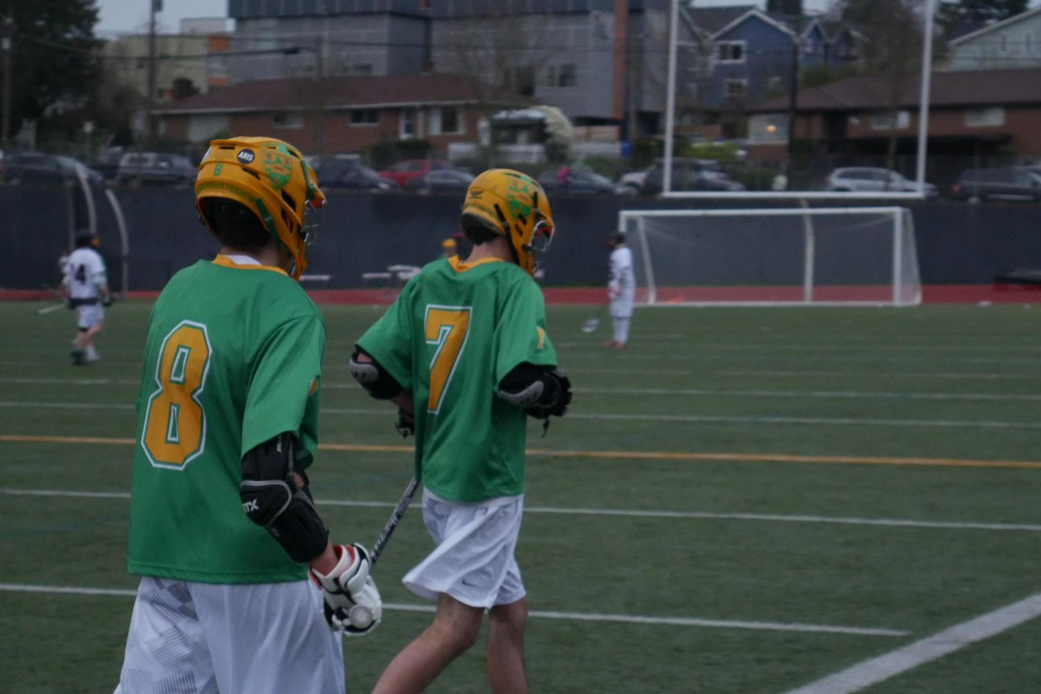 Men's Lacrosse Continues to Search for Form