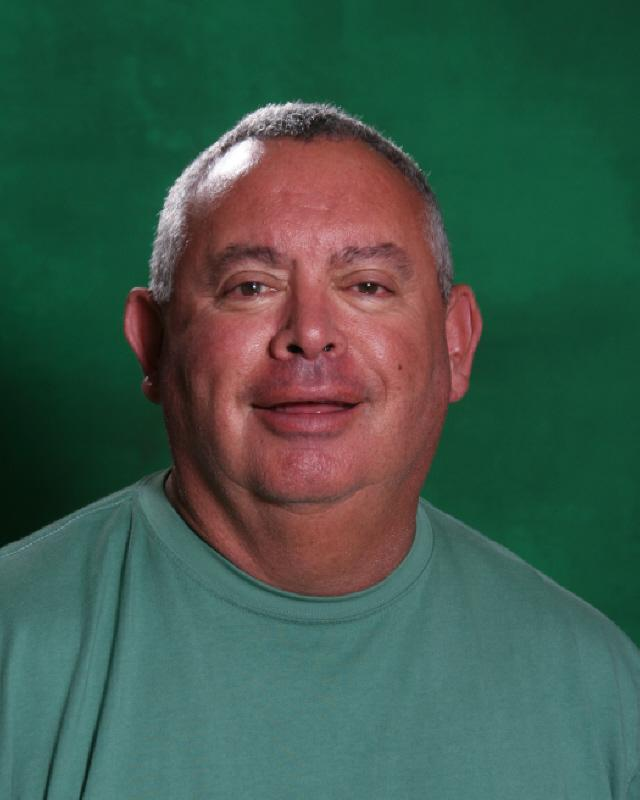 Mr. George Monica, Athletic Director.