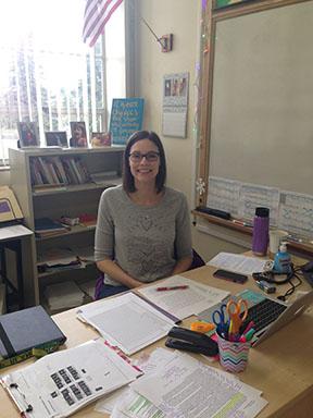 Alumni Jennifer Shapiro talks Tradition Week