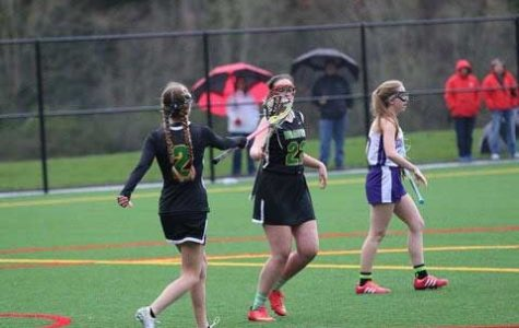 Girl's Lacrosse Pushes Through a Strong Season, 5-1