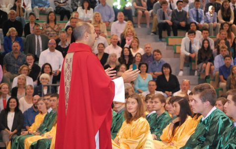 The Brave community comes together in celebration for the Mass of the Holy Spirit
