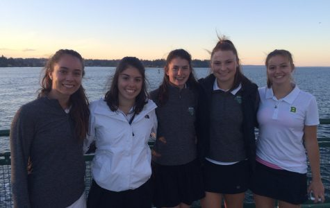 Girls Golf Advances to Districts