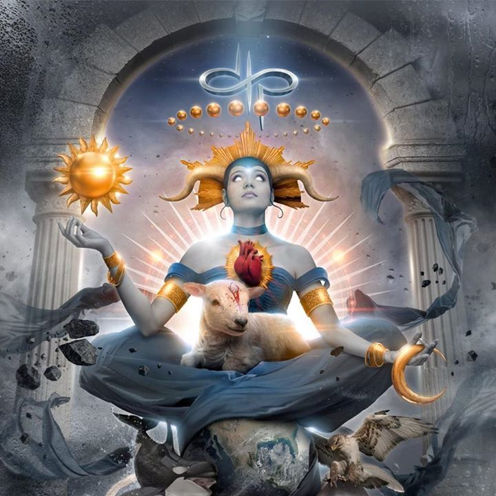 Cover Art of Transcendence by The Devin Townsend Project from www.hevydevy.com