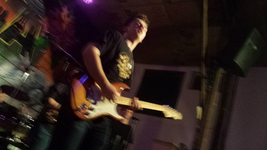 Mason Turner Rips It Up At Album Release Show