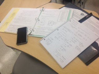 Cellular devices distract students from homework and prolong stress.