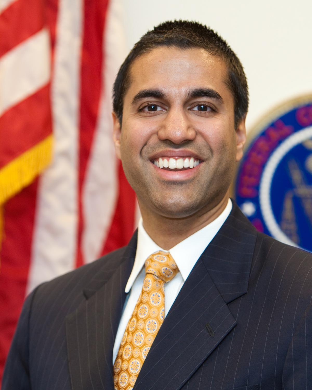 Ajit Pai, FCC Chairman