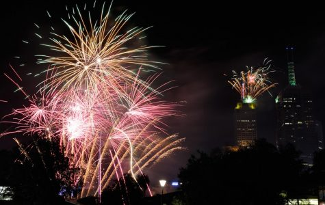 Fireworks Spark Environmental Disaster