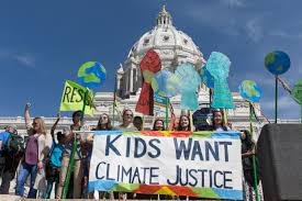 In Landmark Court Case, Teens Sue to Protect Climate