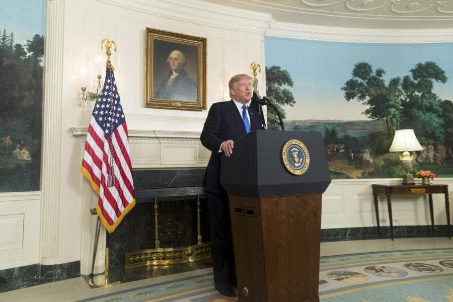 Trump Announces End to US Involvement in Iran Nuclear Deal