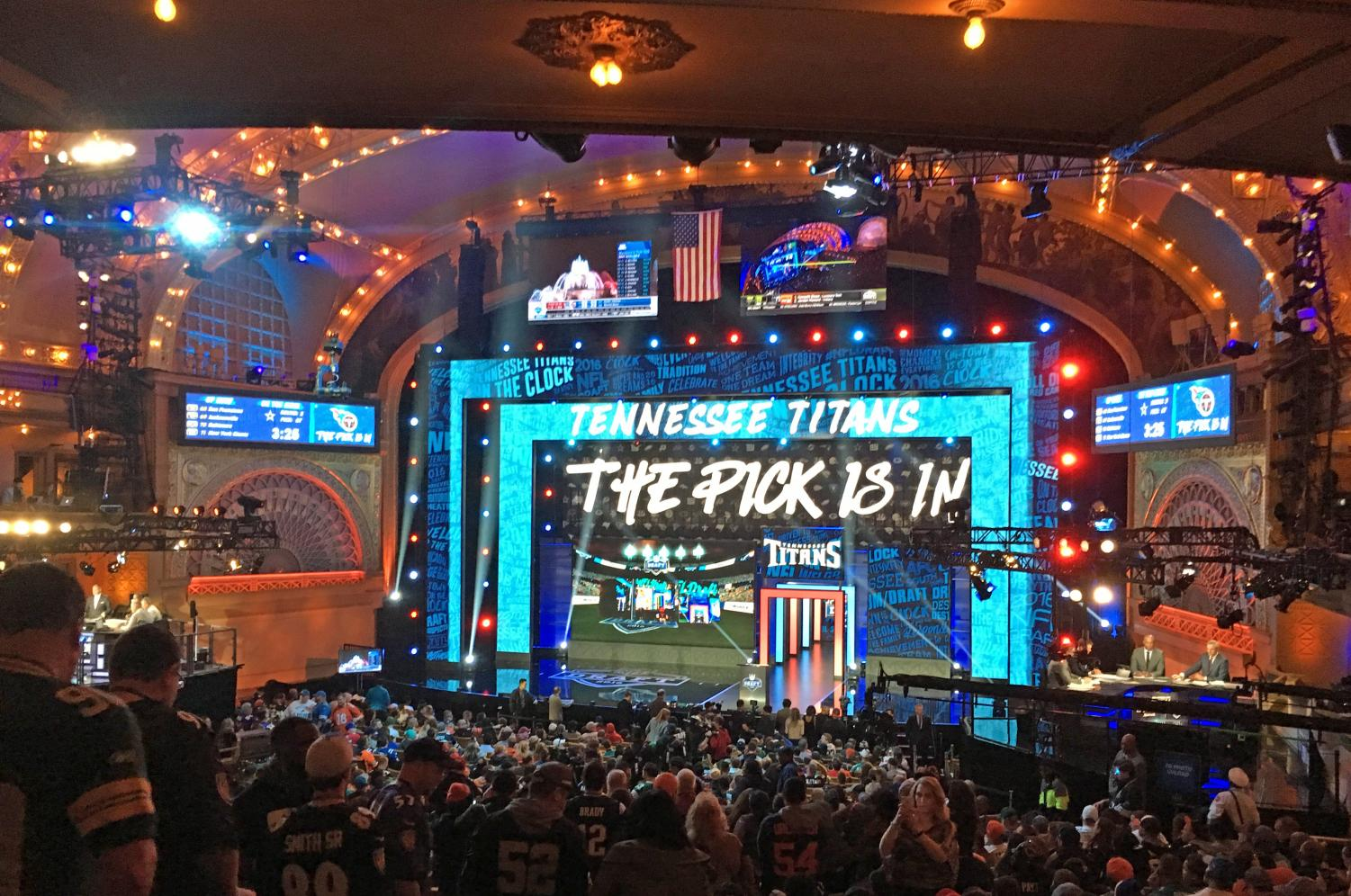 Draft Day: The Good, The Bad, and Everything in Between