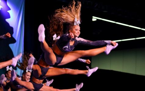 Karisa Klepper's passion goes far beyond jump kicks and handsprings