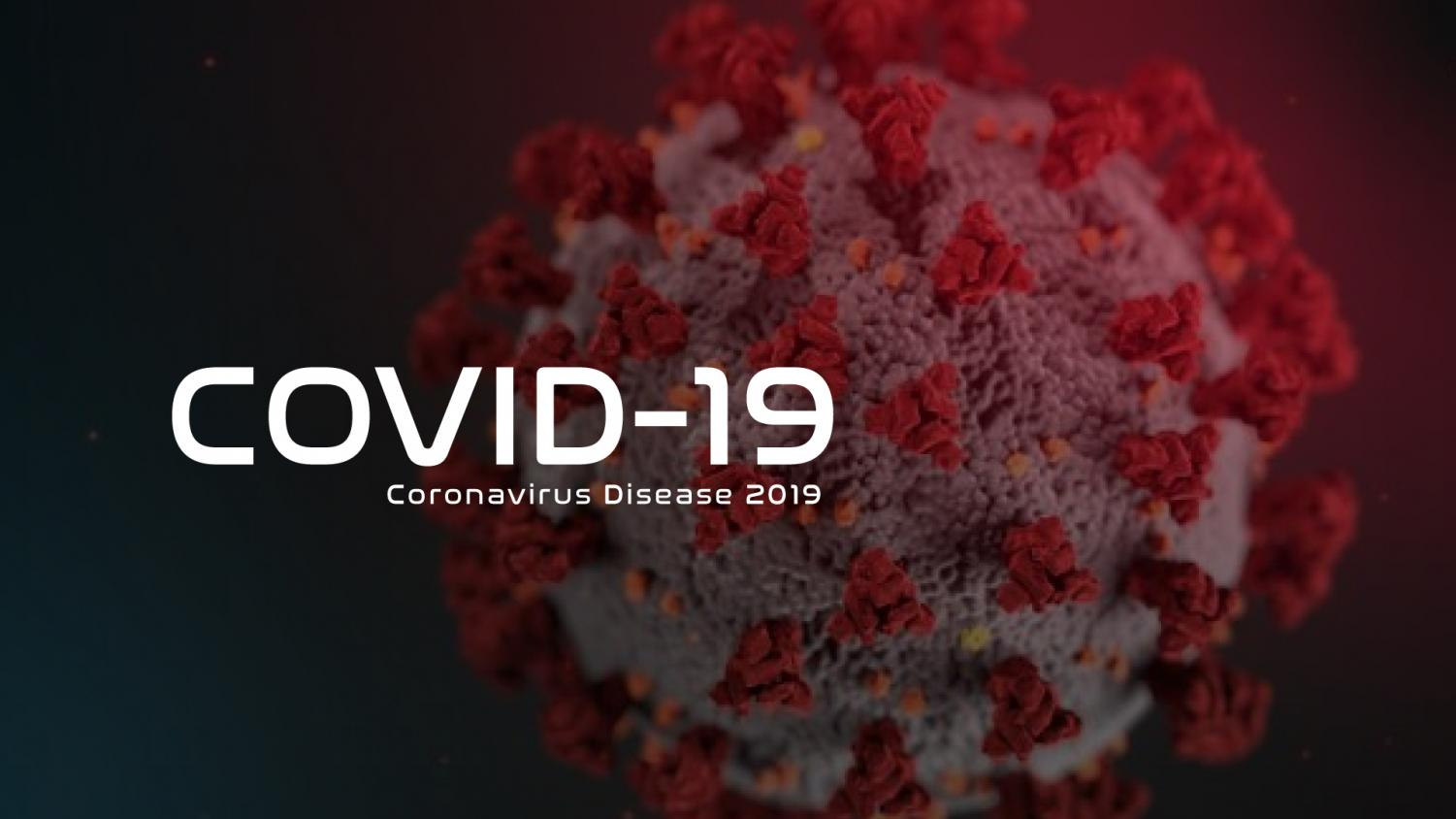 "Coronavirus Disease 2019 Rotator Graphic for af.mil. (U.S. Air Force Graphic by Rosario ""Charo"" Gutierrez)"