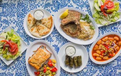 Delicious Greek Food