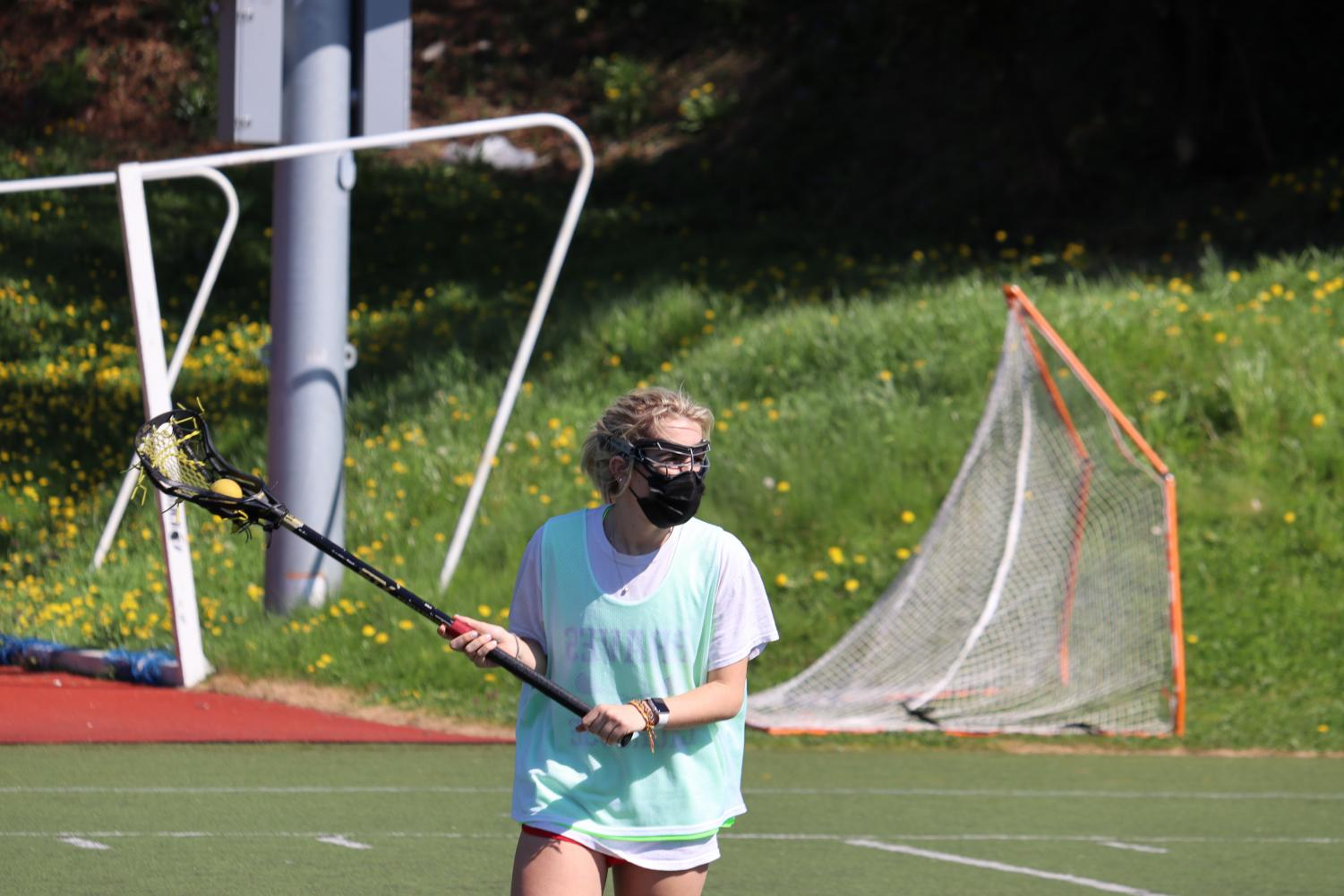 Lacrosse Returns to the Turf