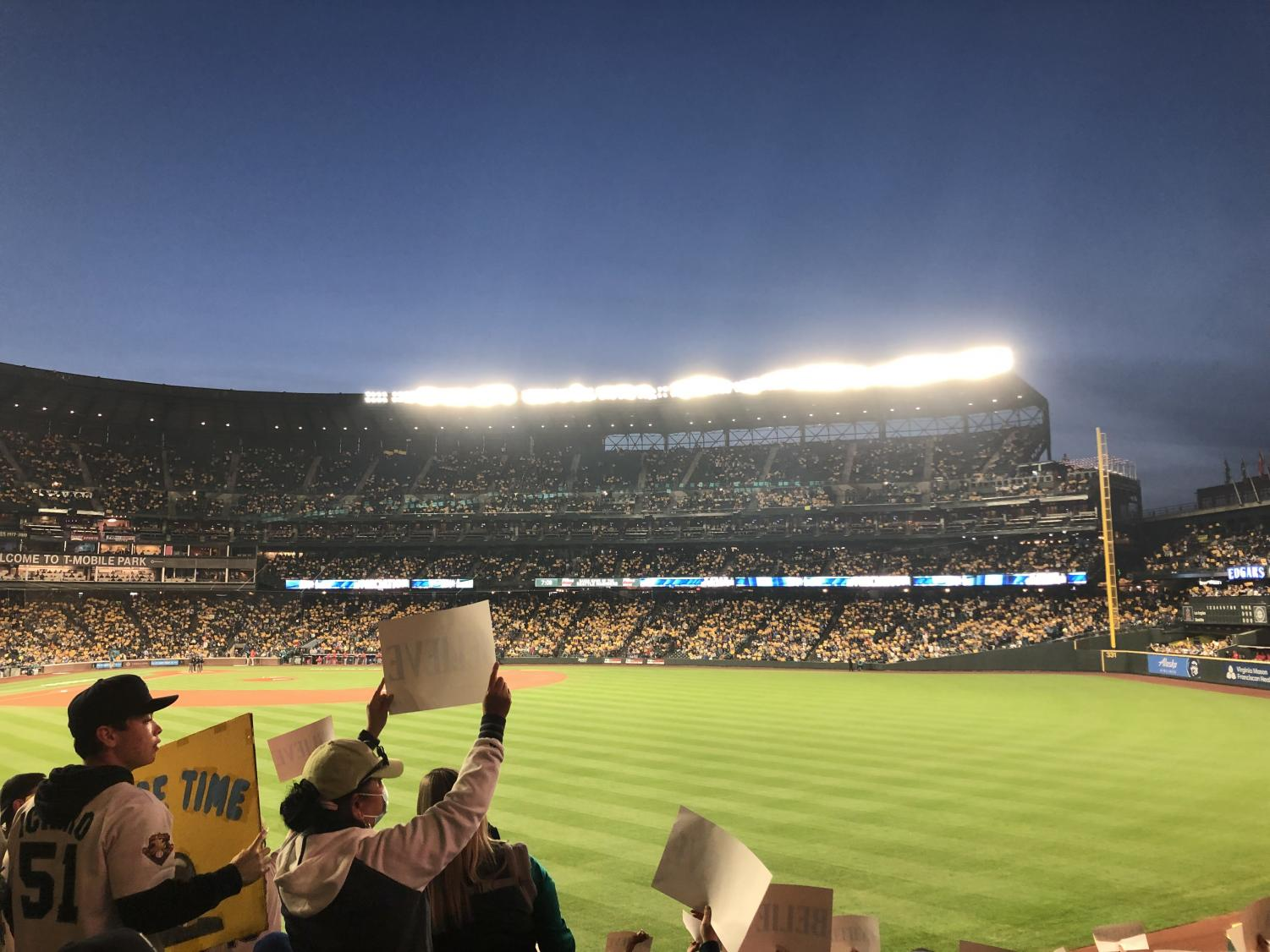 The Mariners Bring Belief Back to Seattle